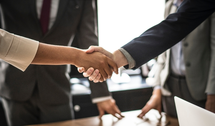 Best realtor handshake agreement